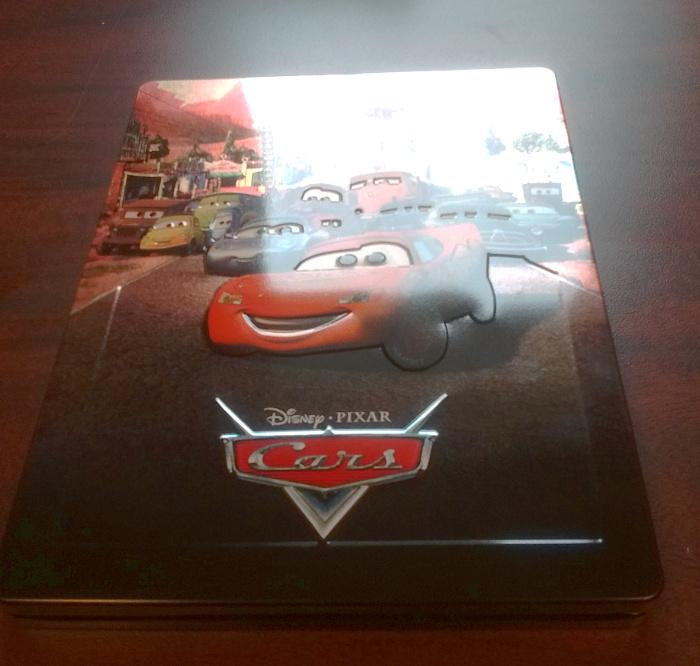 Cars steelbook 1