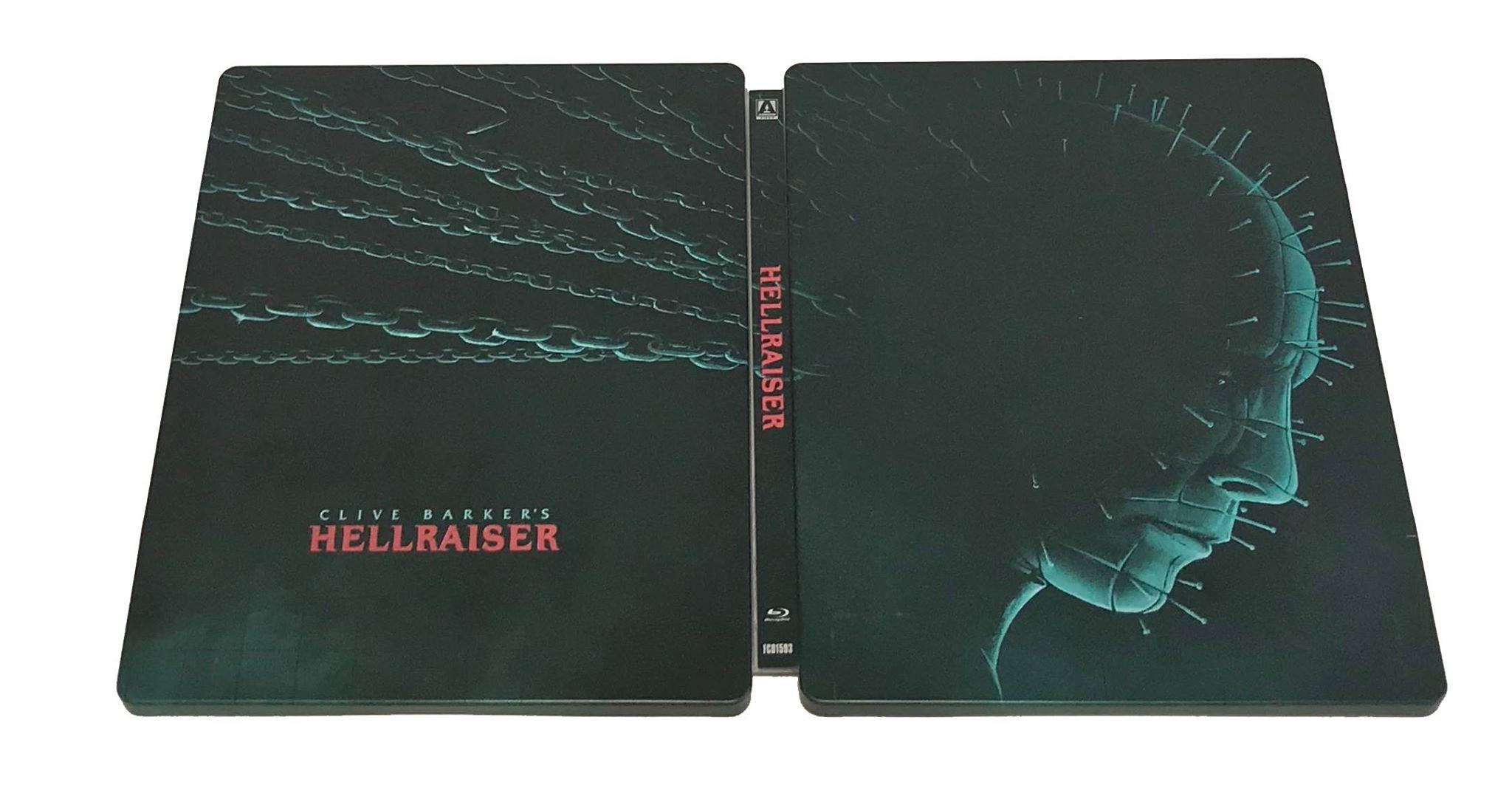 Hellraiser steelbook 3