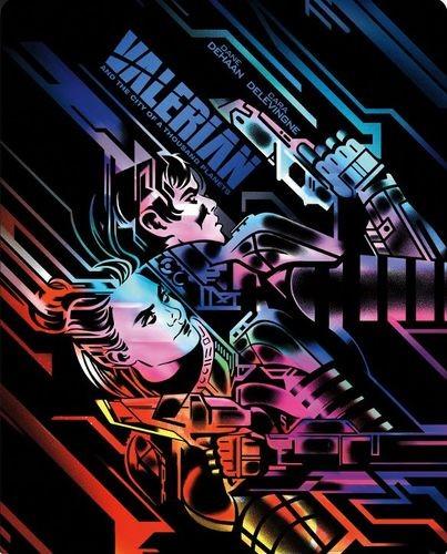 Valerian steelbook bestbuy