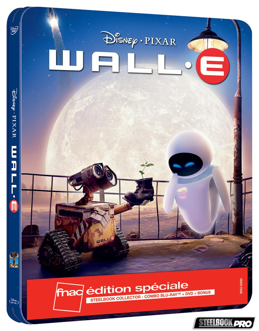 Wall-e-steelbook-fnac