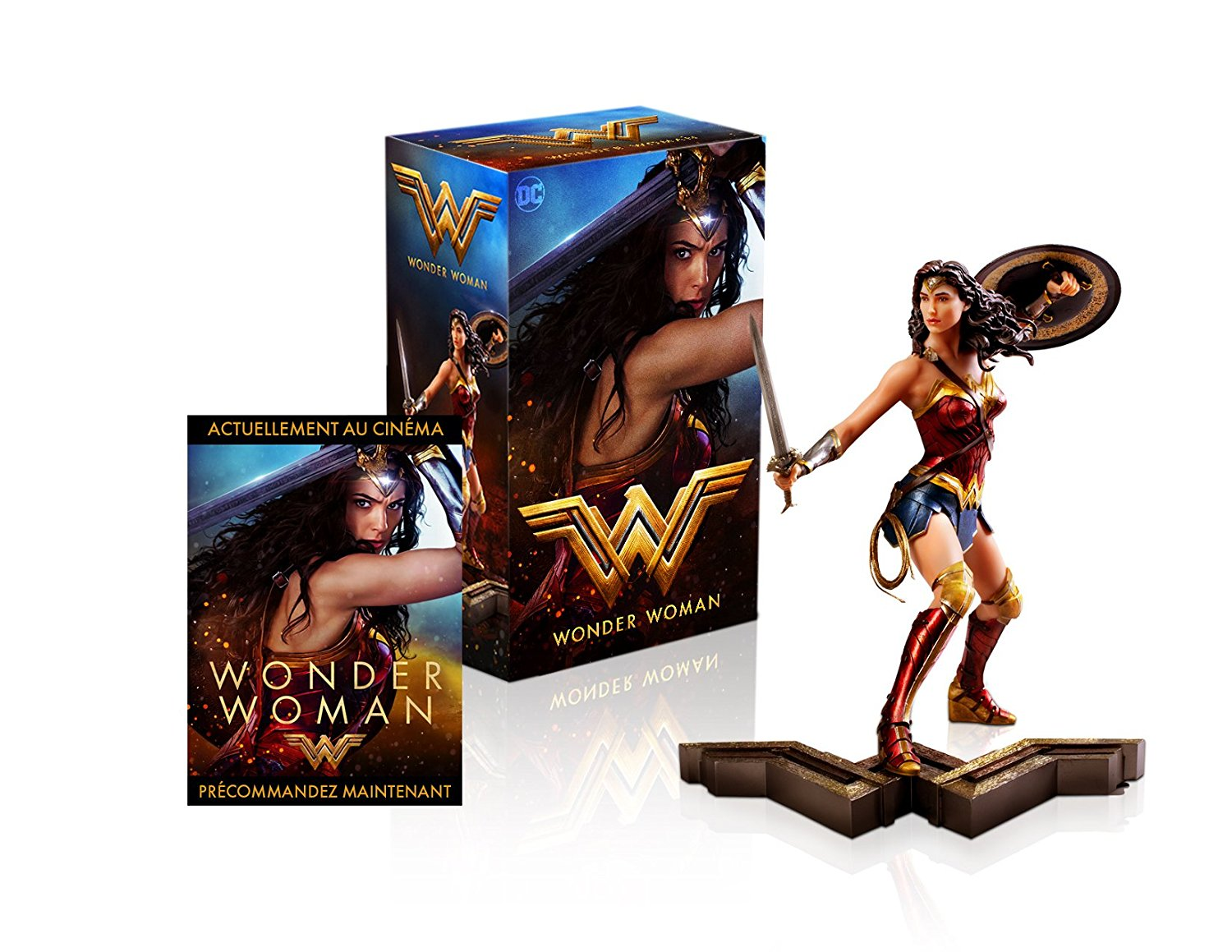 Wonder Woman collector