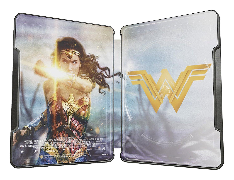 Wonder Woman steelbook 2