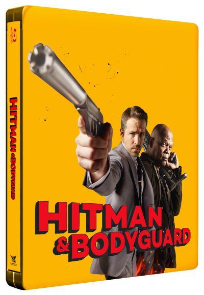 Hitman & Bodygard steelbook