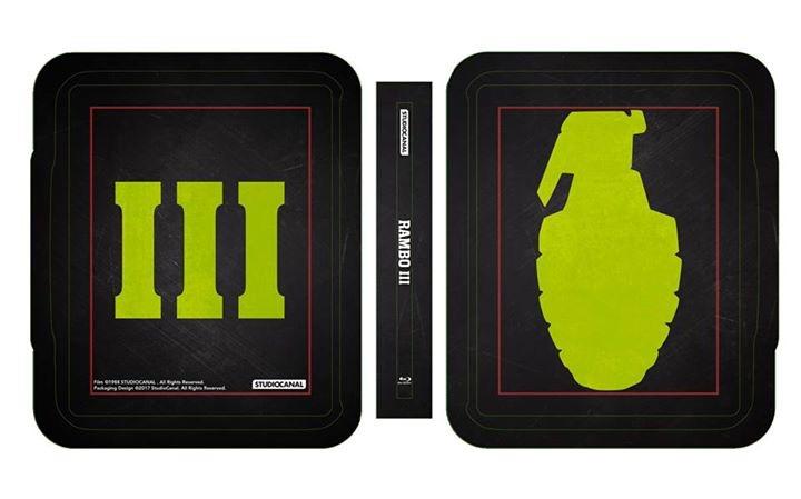 Rambo III steelbook 1