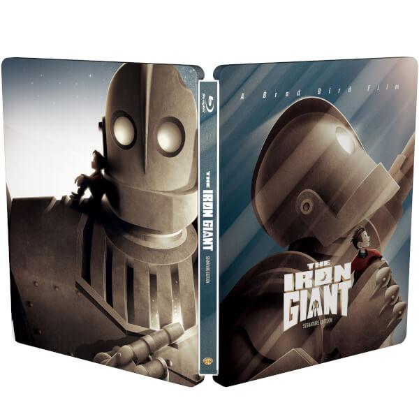The Giant Iron steelbook 1