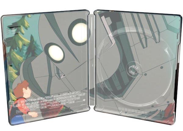 The Giant Iron steelbook 2