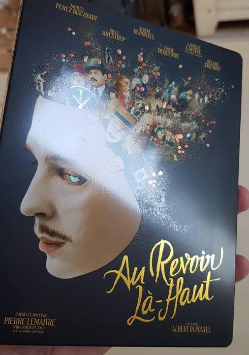 Au Revoir La Haut steelbook 1