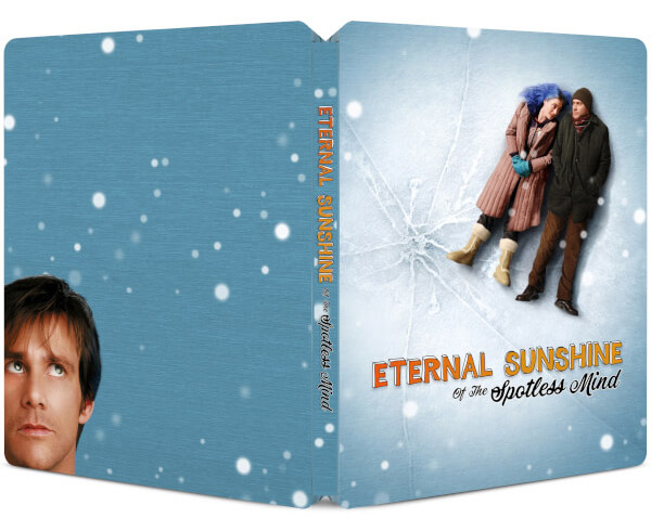 Eternal Sunshine steelbook zavvi 1