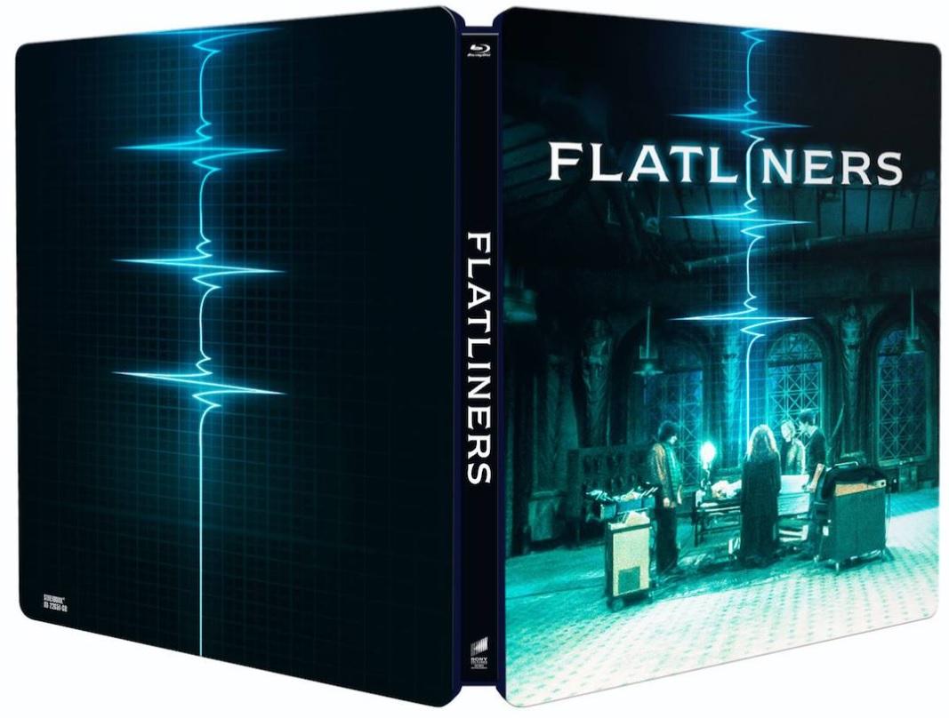 Flatliners steelbook it
