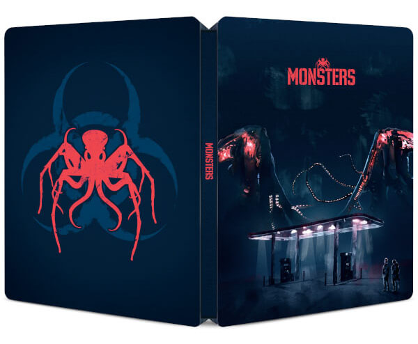 Monsters steelbook zavvi 1