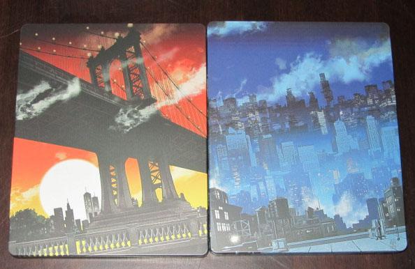 spiderman legacy steelbook bestbuy 4k 2