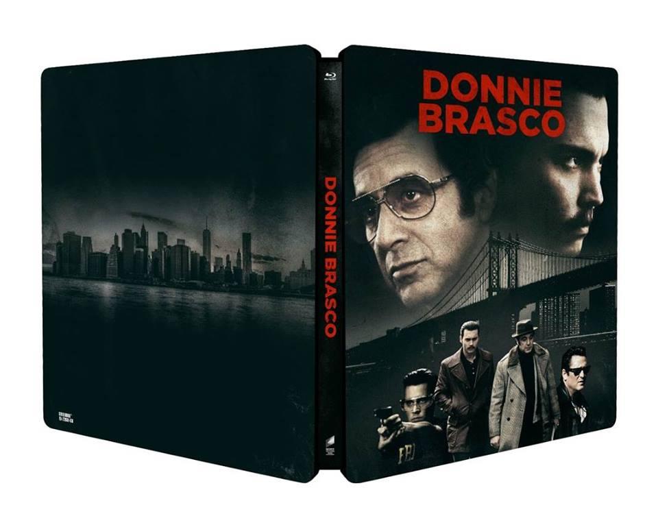 Donnie Brasco steelbook