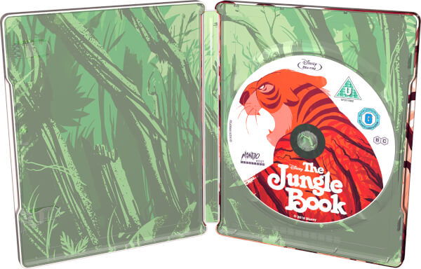 Jungle Book steelbook mondo 3