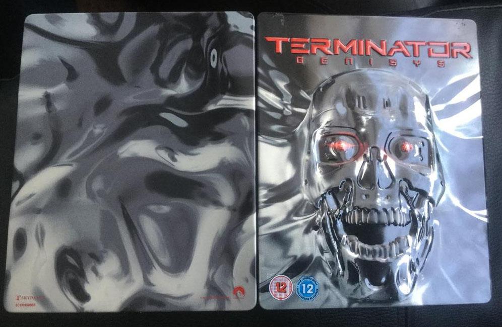 Terminator Genisys futurepak 3