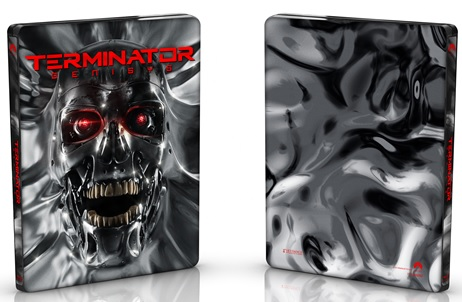 Terminator genisys steelbook metalpak it 1