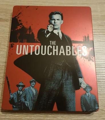 The Untouchables steelbook 1