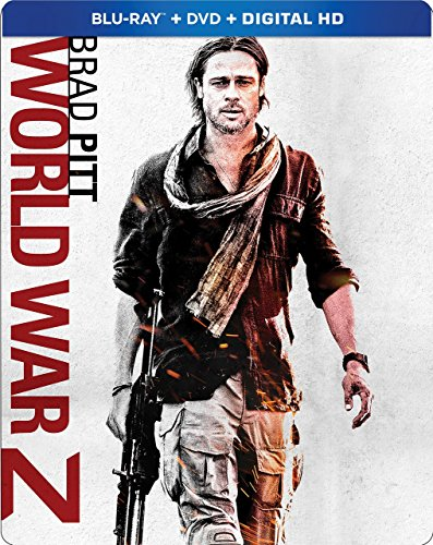worldwarz steelbook