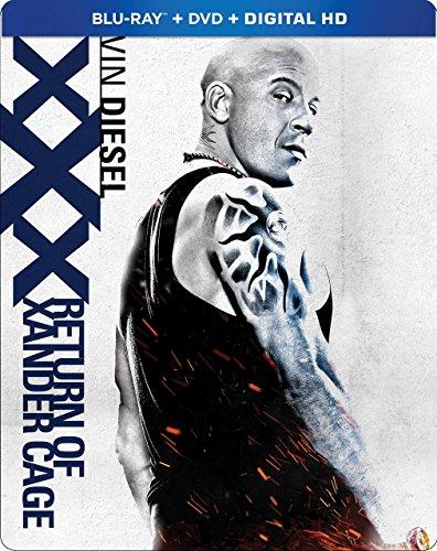 xxx3 steelbook