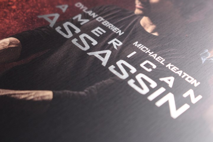 American Assassin steelbook 2