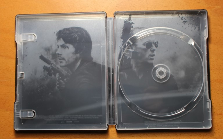 American Assassin steelbook 3