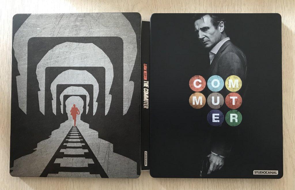 Commuter steelbook 1