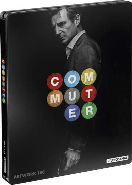 Commuter steelbook zavvi