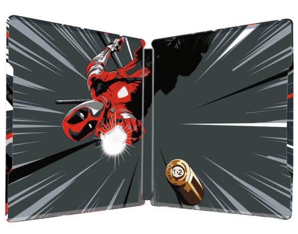Deadpool steelbook 3