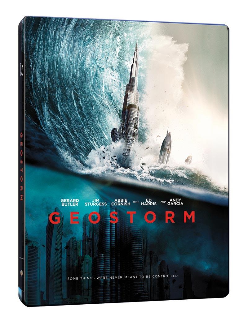 Geostorm steelbook