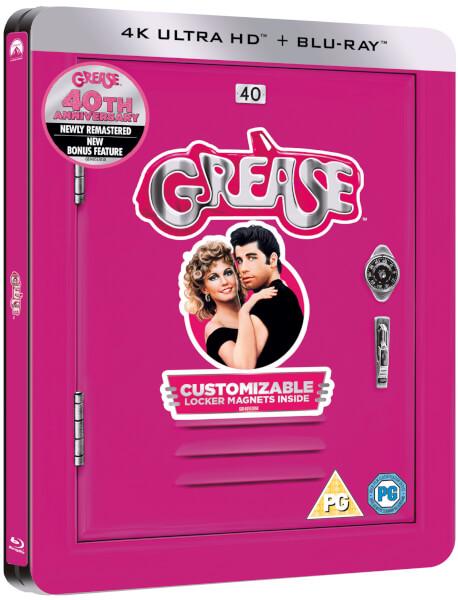 Grease steelbook