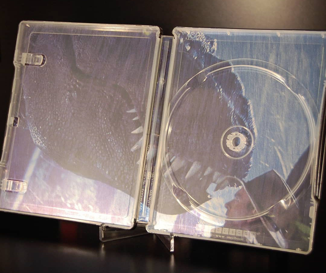 Jurassic Park steelbook 3