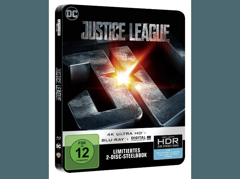Justice League steelbook DE 2