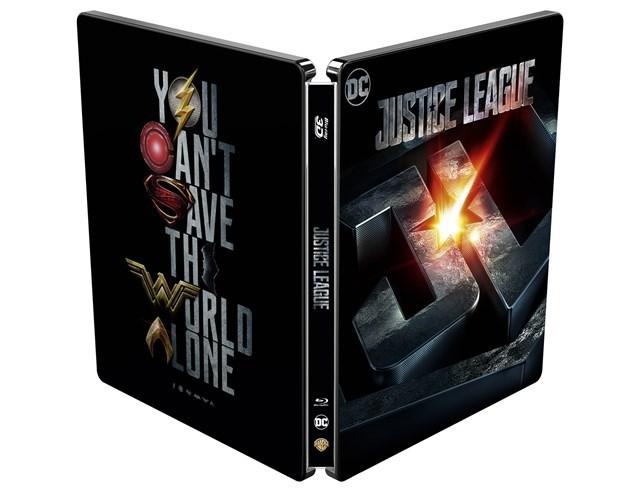 Justice league steelbook 1