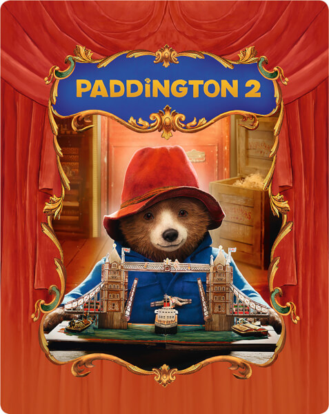 Paddington 2 steelbook zavvi