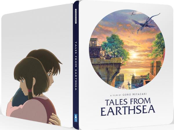 Tales from Earthsee steelbook zavvi 1