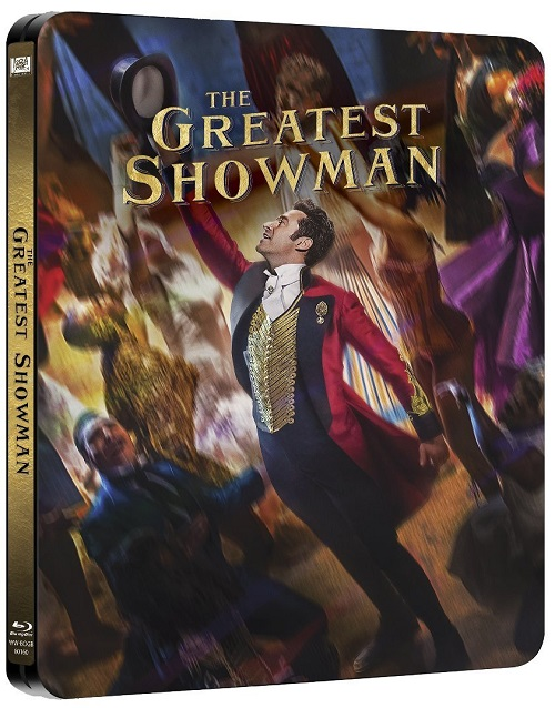 The Greatest Showman steelbook 1
