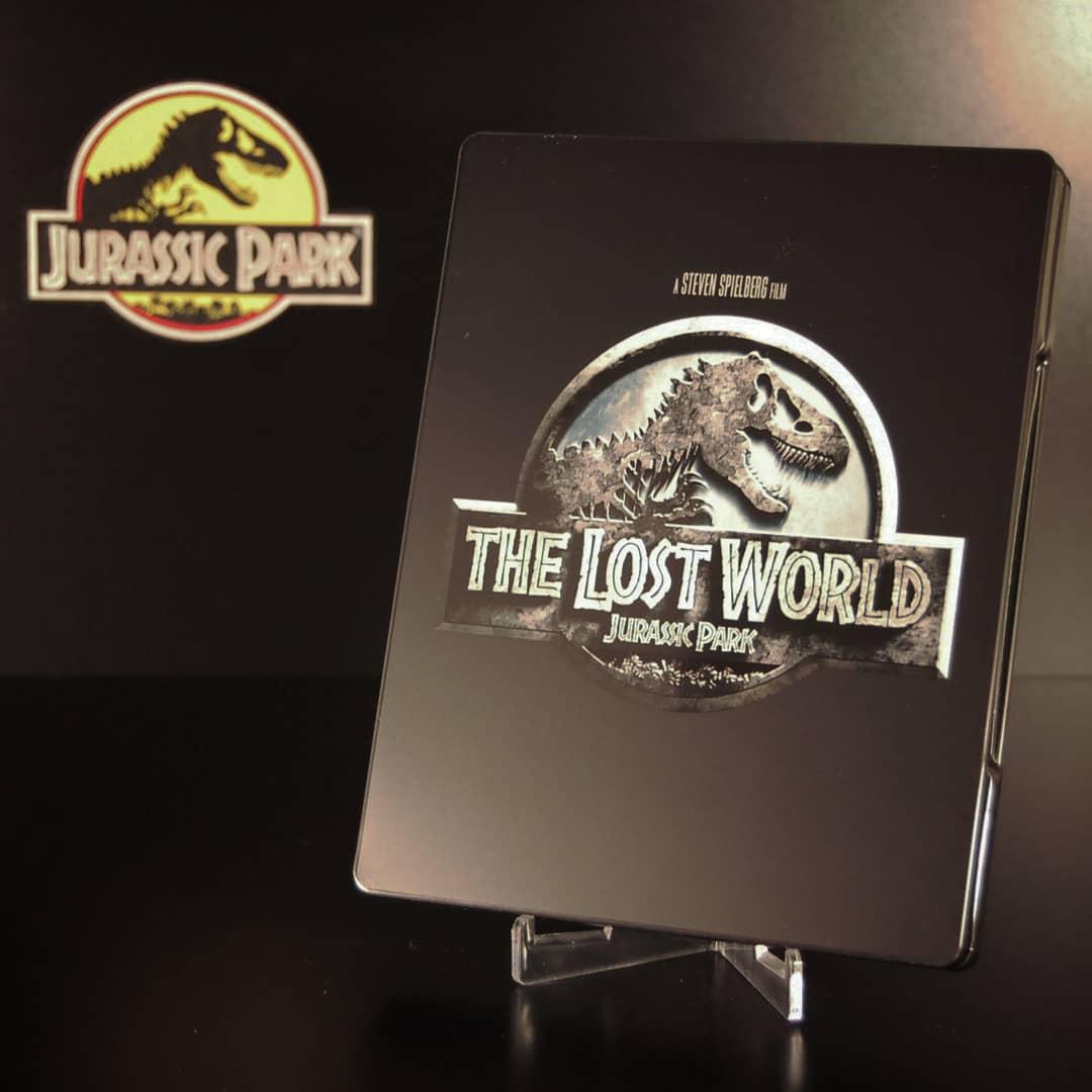 The Lost World steelbook 1