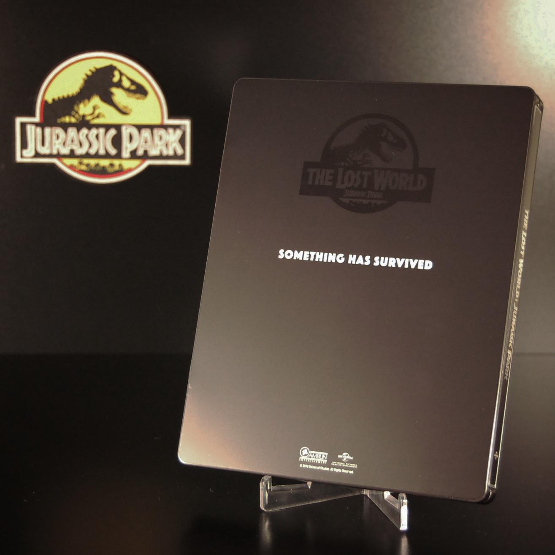 The Lost World steelbook 2