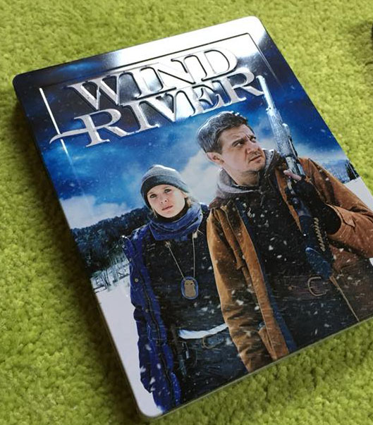 Wind River filmarena steelbook 1