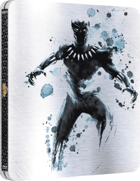Black Panther steelbook 1