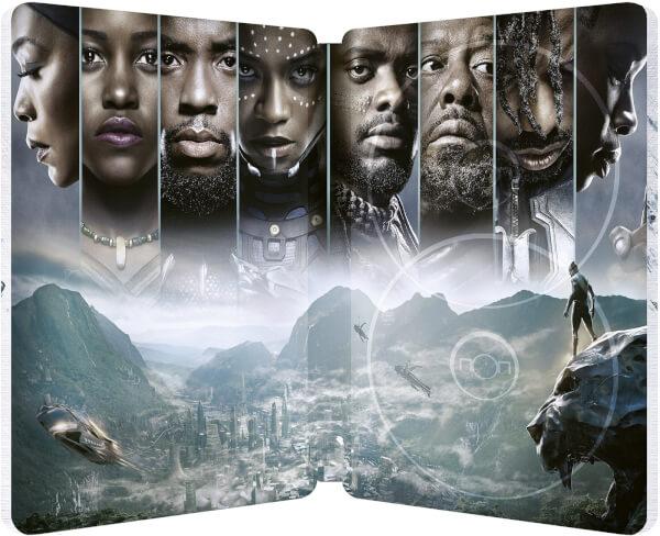 Black Panther steelbook 3