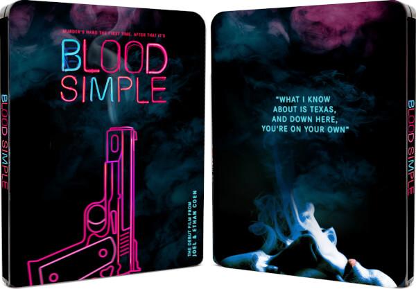 Blood Simple steelbook