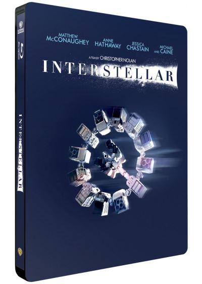 Interstellar steelbook