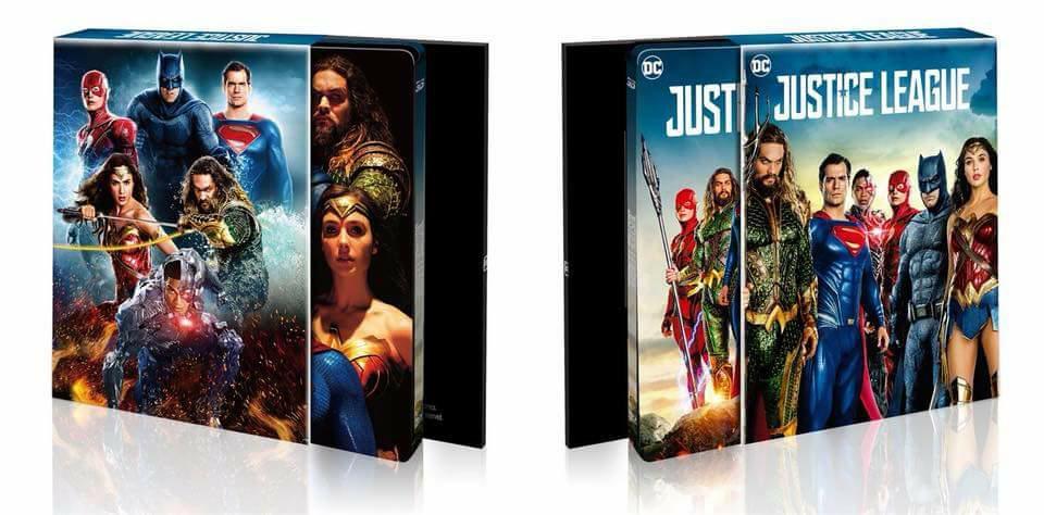 Justice League steelbook HDzeta 1