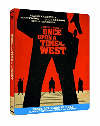 Once Upon a Time in the West steelbook