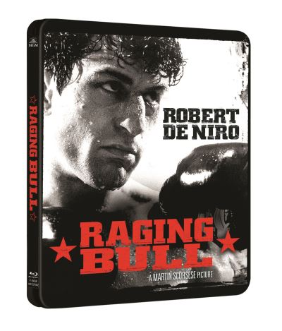 Raging Bull steelbook fr
