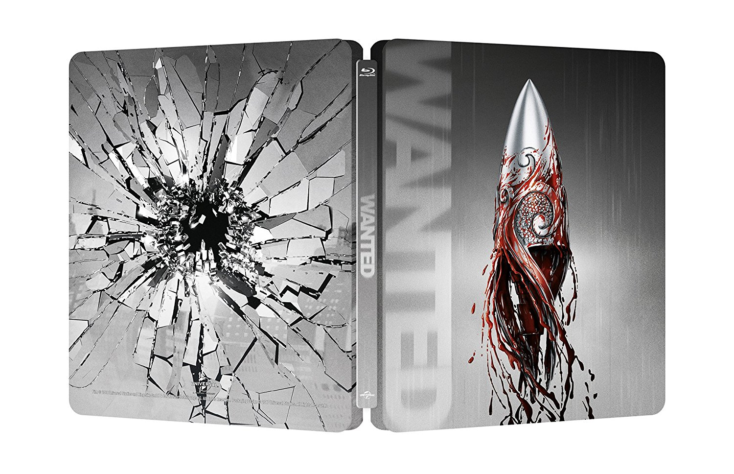 Wanted steelbook 2