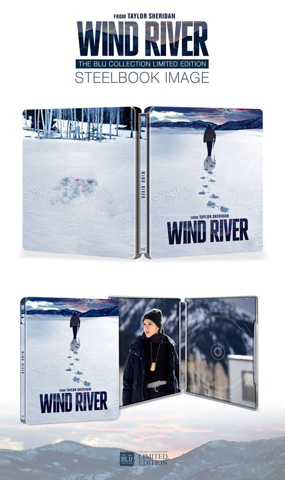 Wind River steelbook kimchidvd