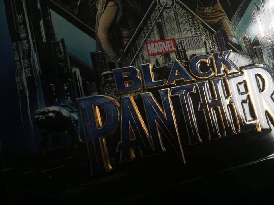 Black Panther steelbook blufans