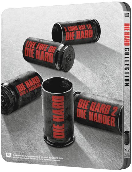Die Hard Collection steelbook 2