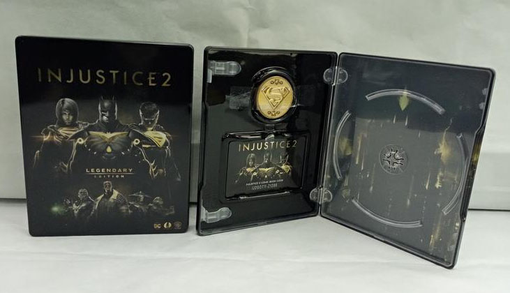Injustice 2 metalpak 2
